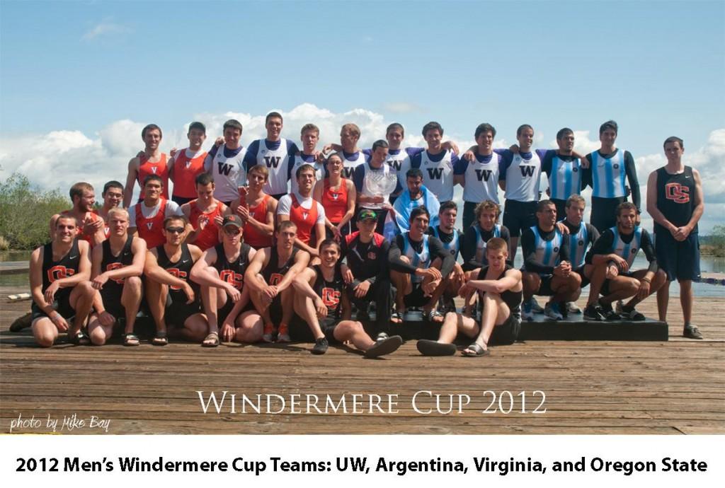 2012 Mens Team Update