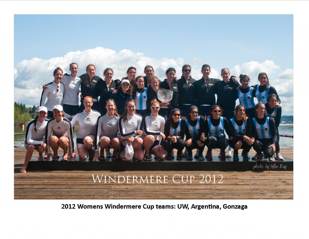 2012 WC Womens Teams