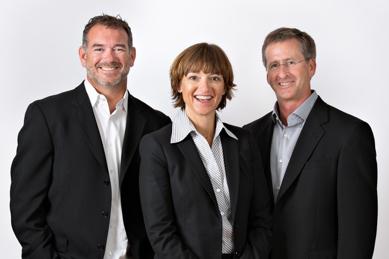 Windermere's second-generation leadership: OB Jacobi, Jill Jacobi Wood, Geoff Wood